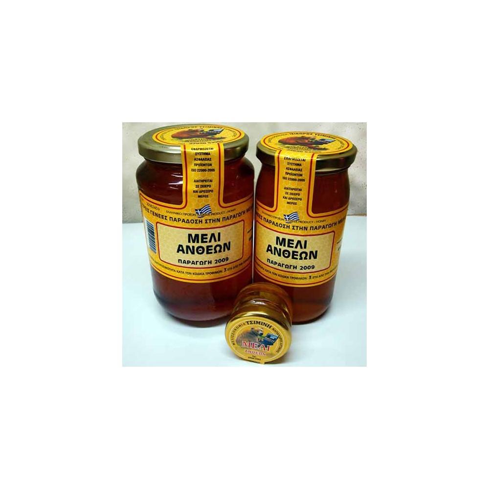 Μέλι Ανθέων - Θυμαριού