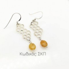 Jewelry SC Handmade Earrings in Silver