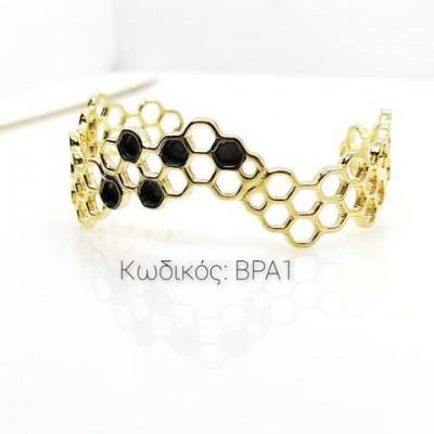 Jewel BRA1 Handmade Bracelet in Silver